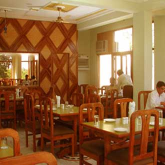 The Great Ganga Hotel Rishikesh Restaurant