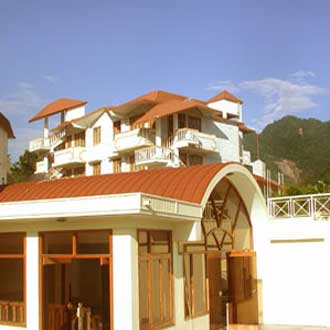 The Great Ganga Hotel Rishikesh